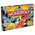 Winning Moves Monopoly DC Universe