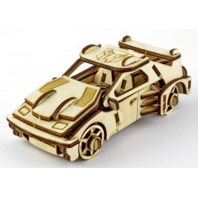 Trójwymiarowe puzzle, Ferrari 3D
