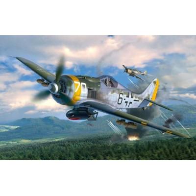 Trójwymiarowe puzzle,  Śmigłowiec Hokum-A 3D