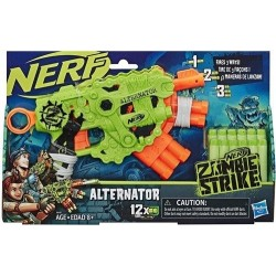 HASBRO NERF ZOMBIE STRIKE ELITE ALTERNATOR