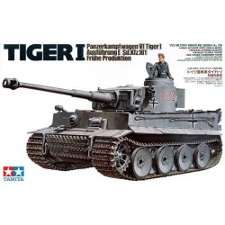German Tiger I Early Production