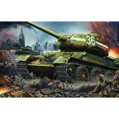 TRUMPETER T-34/85 Model 1944