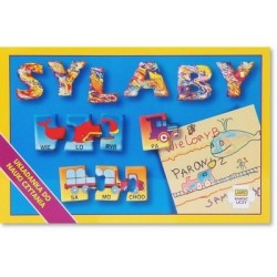 GRA PUZZLE SYLABY