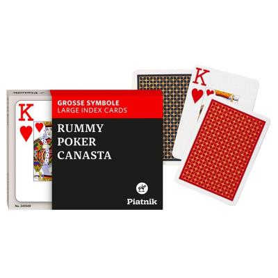 Karty do gry Piatnik Toy Cars .Do brydża, pokera
