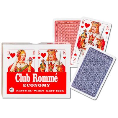 Luksusowe karty do gry Piatnik Wine Cartoons