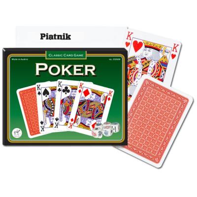 Karty do gry Piatnik Hokusai, Wielka fala