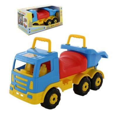 Bosch Walizka z autem i wiertarką