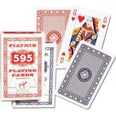 """Karty do gry Piatnik Typ """"595"""""""