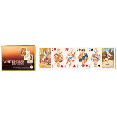Luksusowe karty do gry w  pokera Classic Poker
