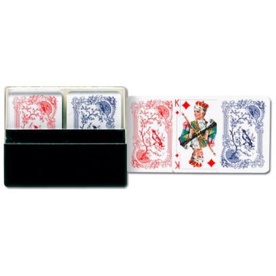 Luksusowe karty do gry Piatnik Popularne Economy