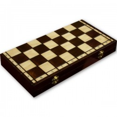 Drewniane Szachy, Warcaby Backgammon