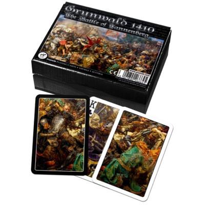 Kolekcjonerskie karty do gry Piatnik Science-Fiction