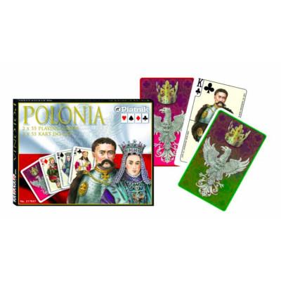 Kolekcjonerskie karty do gry Piatnik Mucha