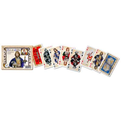 Kolekcjonerskie karty do gry Piatnik  Sztuka