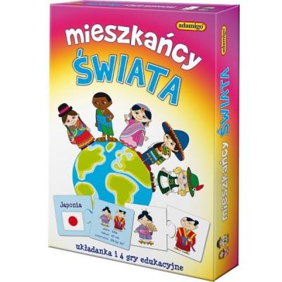 Gra Scrabble Junior
