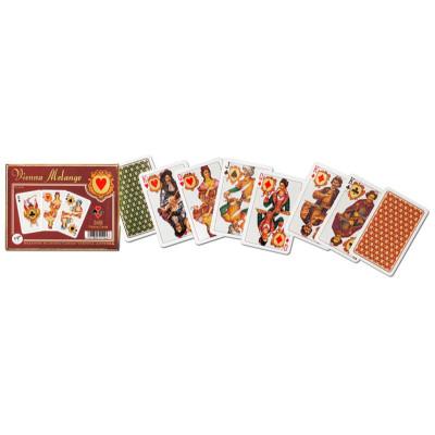 Kolekcjonerskie karty do gry Piatnik Classic Cars