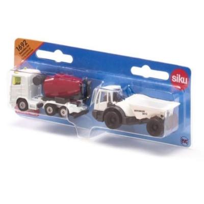 Mały Konstruktor Speedy Wyścigówka