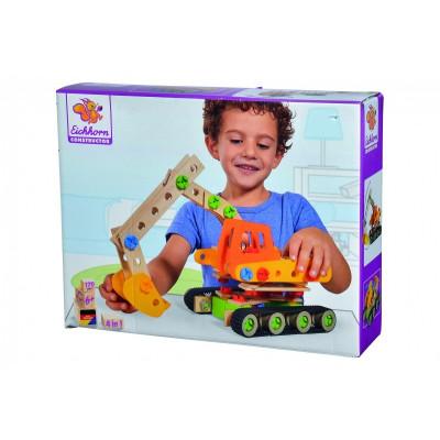 Mały Konstruktor Junior Trójkołowiec