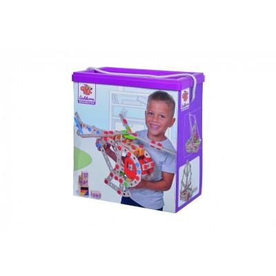 Mały Konstruktor Steamer Ciuchcia
