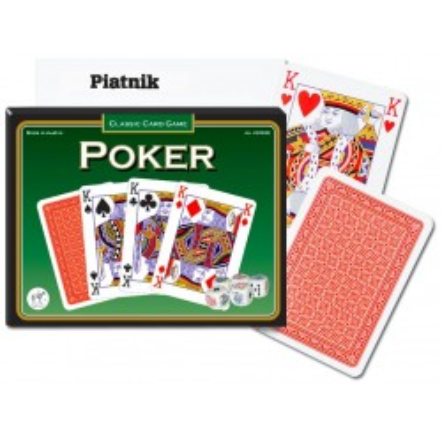 Karty do gry Piatnik & Sohne Karty Poker