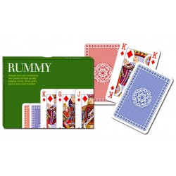Karty do gry Piatnik Rummy - New Classic